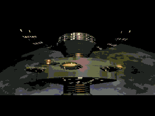 Novastorm SEGA CD And another intro shot. Though it might not look like it from the still screens, the video quality is quite high for a Sega CD game.