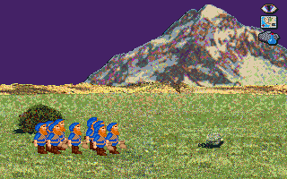 J.R.R. Tolkien's War in Middle Earth Amiga Dwarves