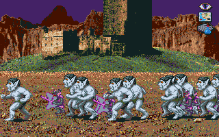 J.R.R. Tolkien's War in Middle Earth Amiga Trolls