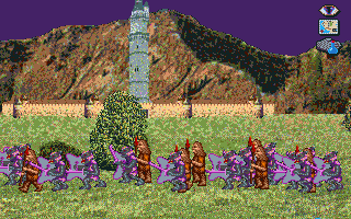 J.R.R. Tolkien's War in Middle Earth Amiga Isengard