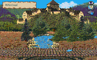 J.R.R. Tolkien's War in Middle Earth Amiga Rivendell