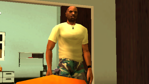 "Grand Theft Auto: Vice City Stories PSP Victor ""Vic"" Vance, the main character"