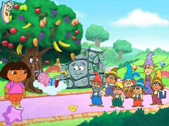 Dora the Explorer Fairytale Adventure - Bing images