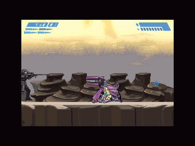 Halo Zero Windows Using the sniper rifle, you can look ahead to take out unsuspecting enemies.