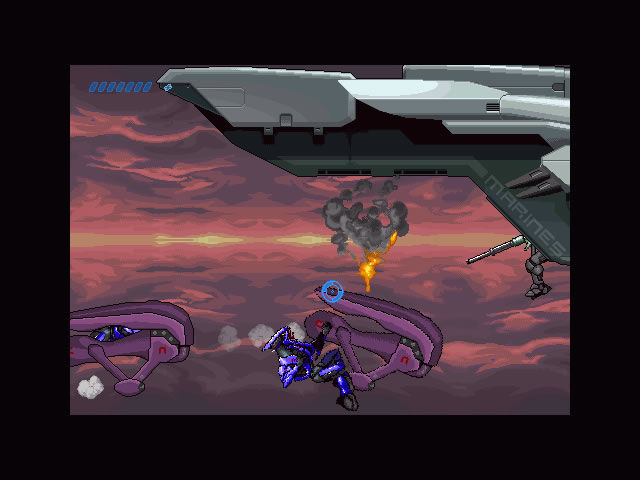Halo Zero Windows In this mission you only need to shoot down the ships that follow you.