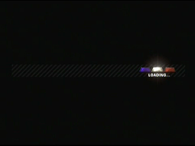 Need for Speed: Most Wanted PlayStation 2 Loading Screen