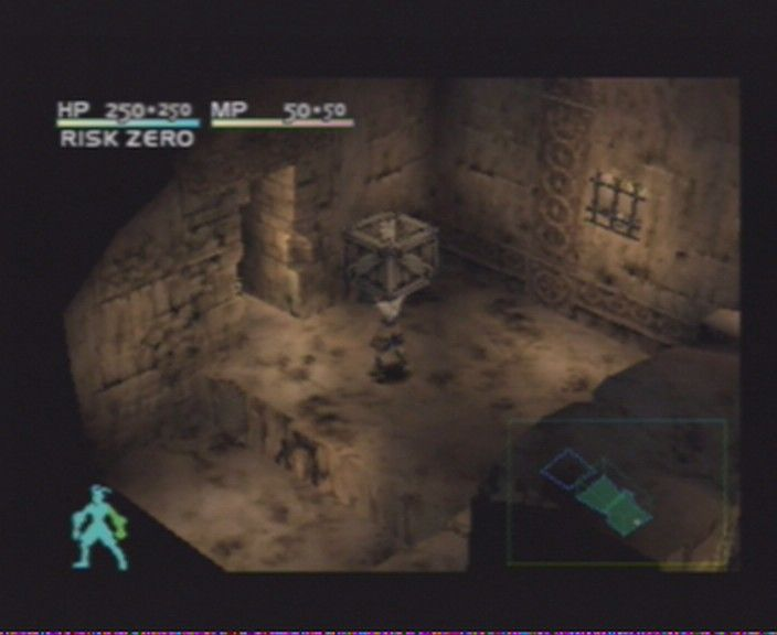 Vagrant Story PlayStation Zooming out the game may prove useful when in combat or for noticing something.