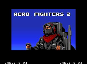 Aero Fighters 2 Neo Geo Intro