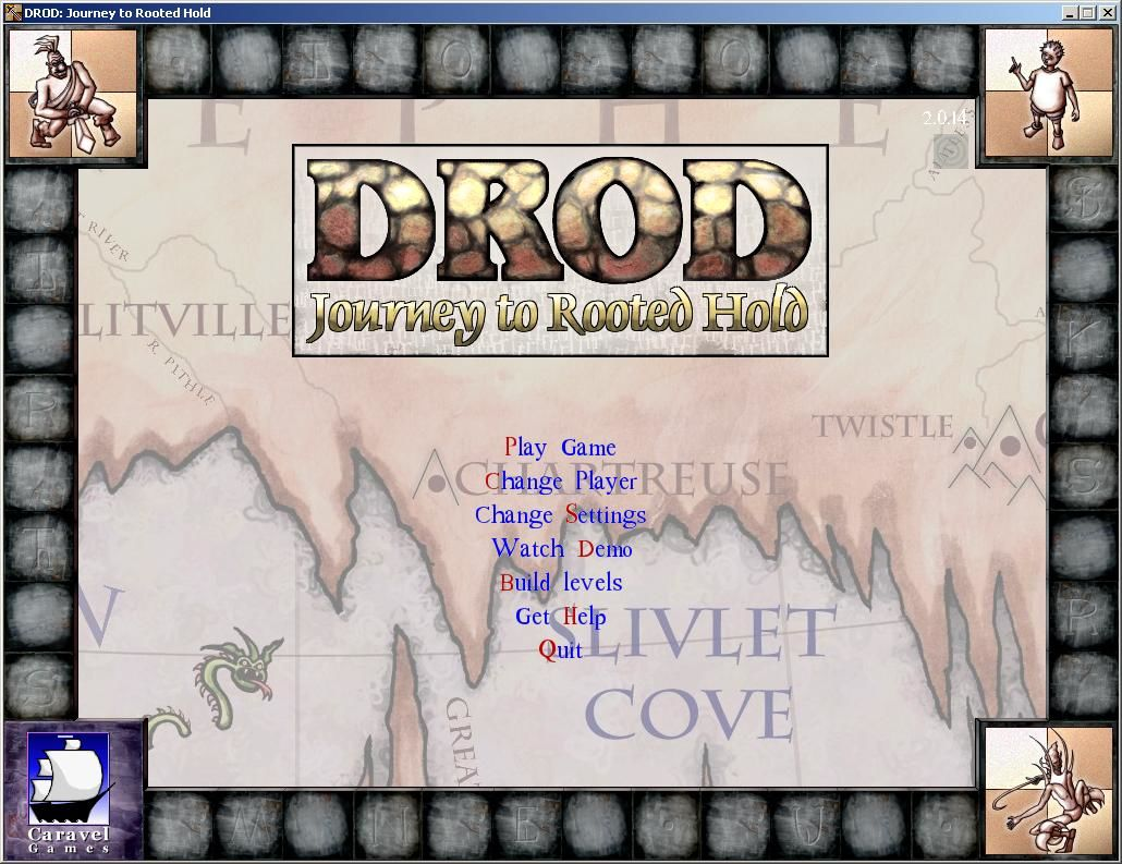 DROD: Journey to Rooted Hold 3