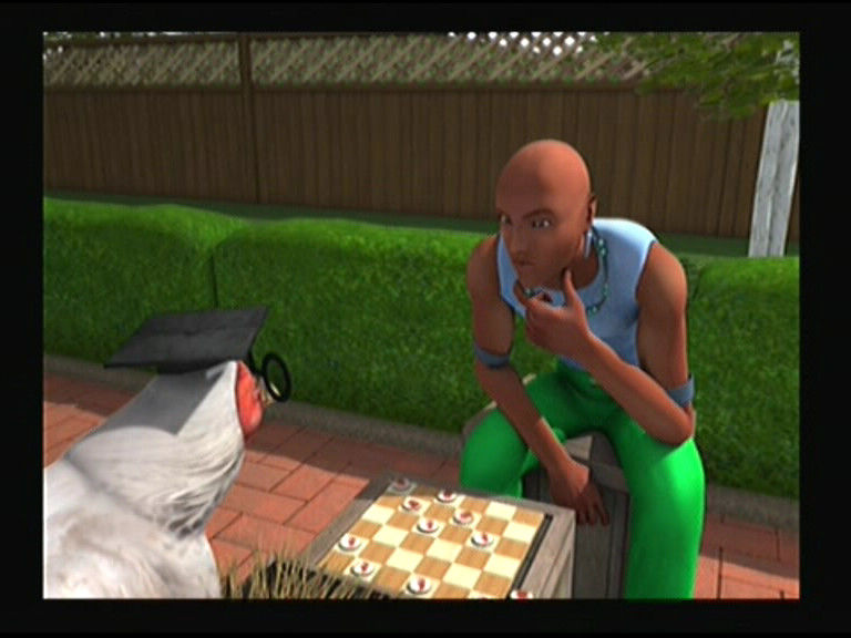 The Sims 2 PlayStation 2 Intro