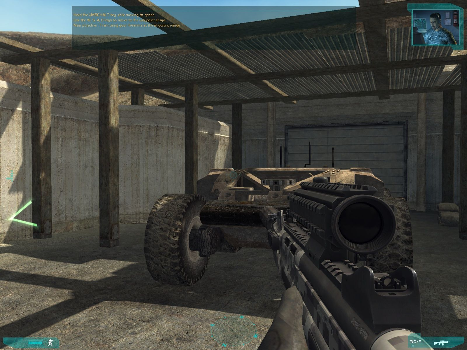 Tom clancy s ghost recon advanced warfighter 2 windows the mule where