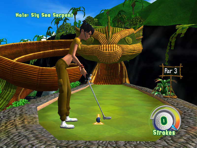 3d ultra mini golf adventures german crack