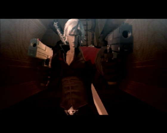 Shin Megami Tensei: Nocturne PlayStation 2 Intro movie (yes, a well known devil hunter makes his appearance here, too)