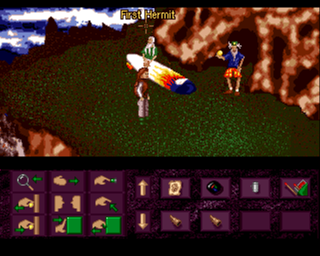 Keith's Quest Amiga Surfer hermits