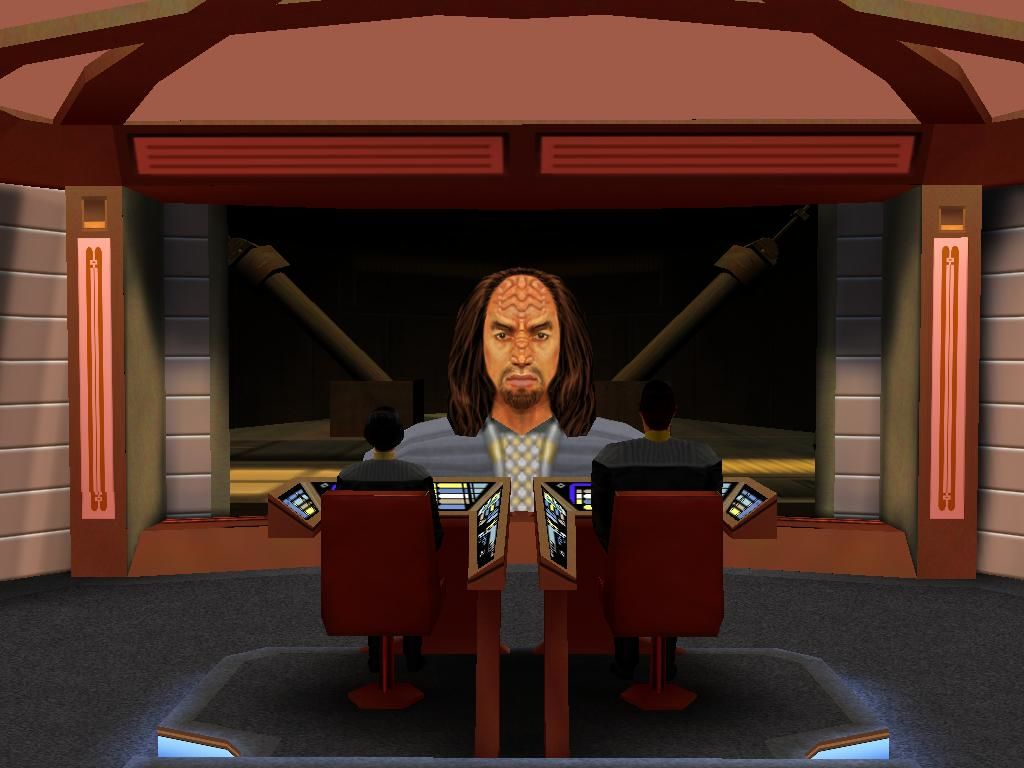 Star Trek: Bridge Commander Windows Klingon