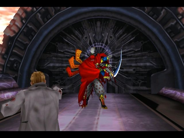 Final Fantasy VIII Windows Revenge