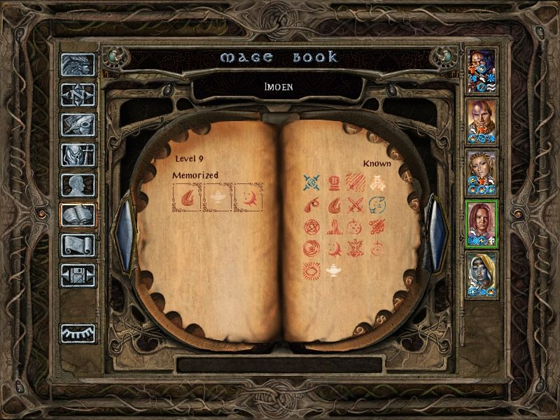 Baldur's Gate II: Throne of Bhaal Windows ... and learn powerful new spells including Dragon's Breath and Wish.