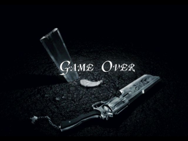Final Fantasy VIII Windows Game over