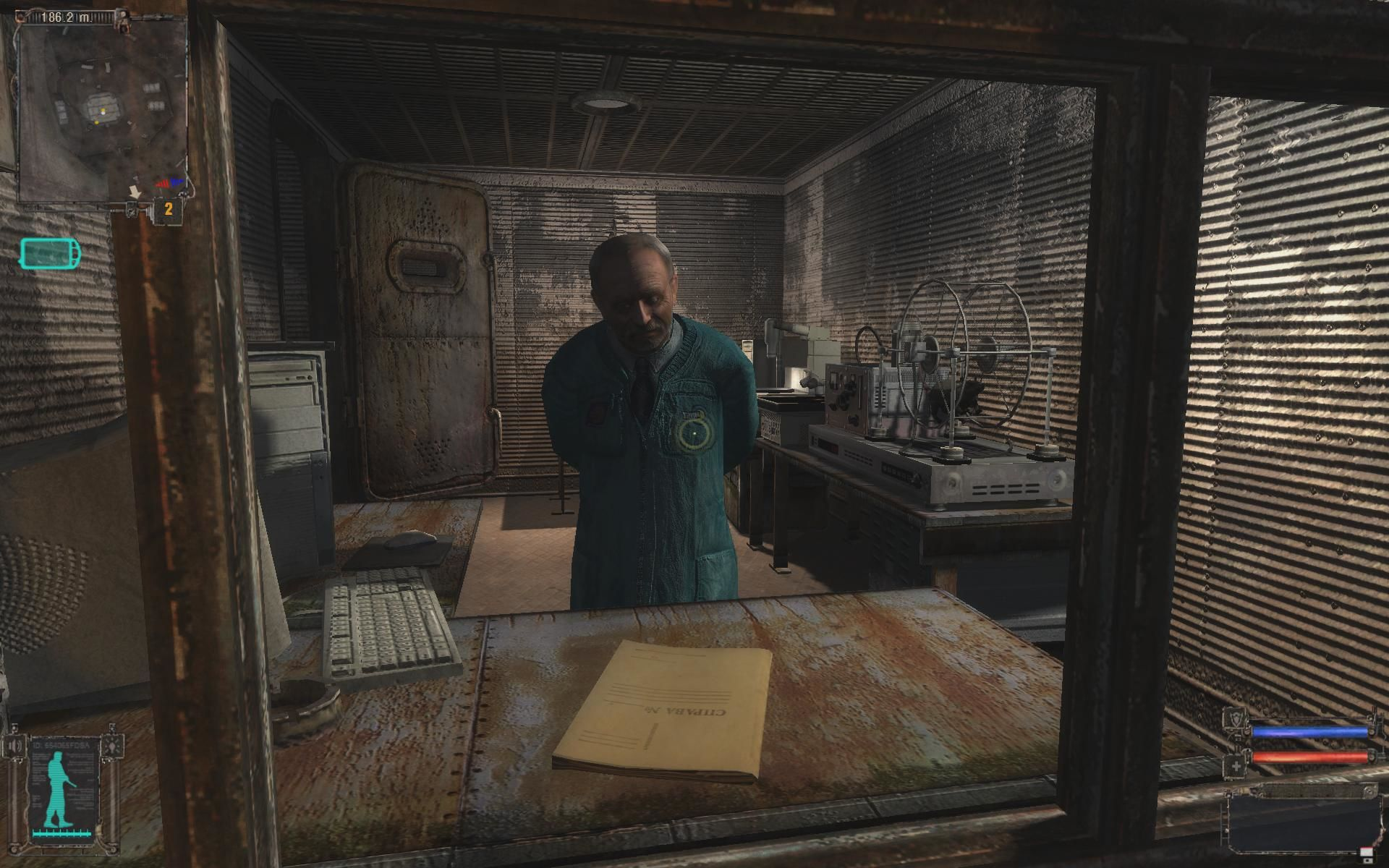 S.T.A.L.K.E.R.: Shadow of Chernobyl Windows The professor will give you some hard tasks but he's got some nice gadgets in exchange, plus he pays the most for artifacts.