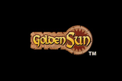 Golden Sun Game Boy Advance Golden Sun - Intro Screen