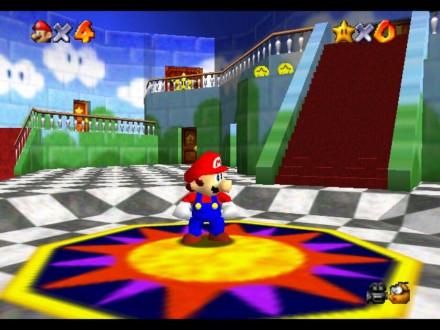 VOGONS • View topic - Super Mario 64's source code has been