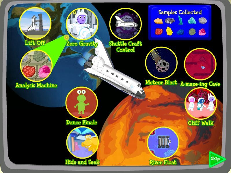 The Backyardigans: Mission to Mars Screenshots for Windows ...