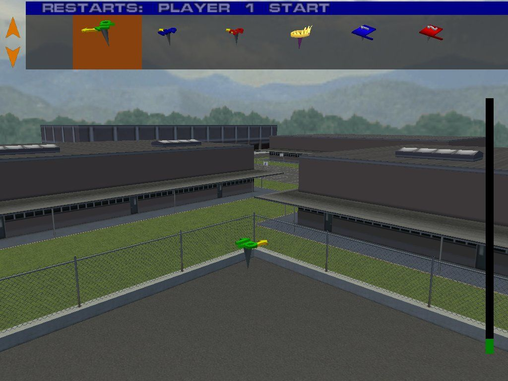 Tony Hawk's Pro Skater 3 Windows This is the level editor.