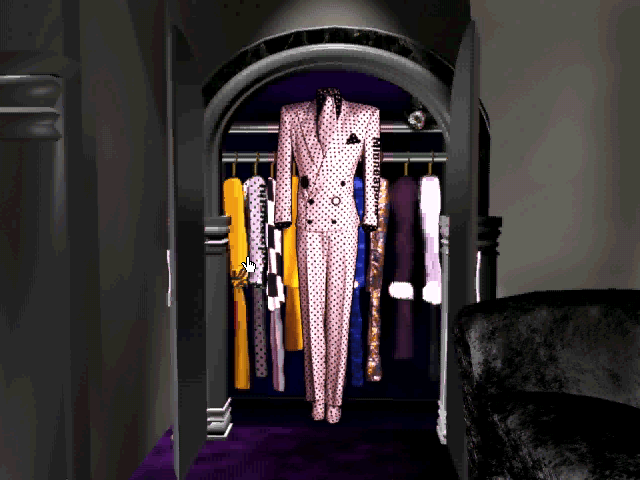 Prince Interactive Windows 3.x Wardrobe