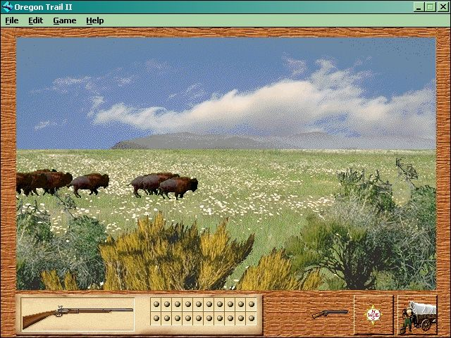 mind oregon trail ii download doesn t use is an older slower pc for
