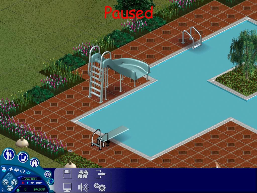 Pretty Please Bring Back The Diving Board And Pool Slide The Sims Forums