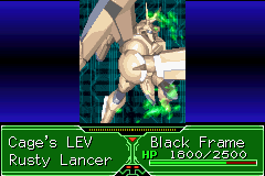 Zone of the Enders: The Fist of Mars Game Boy Advance Battle animation