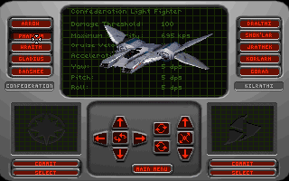 Wing Commander: Armada DOS Multiplayer allows you pick any ship at once.