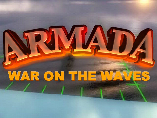 3D Armada Windows Title screen