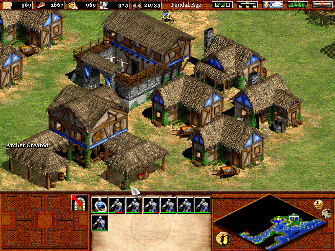 Windows 8 Age of Empires II :The Age of Kings full