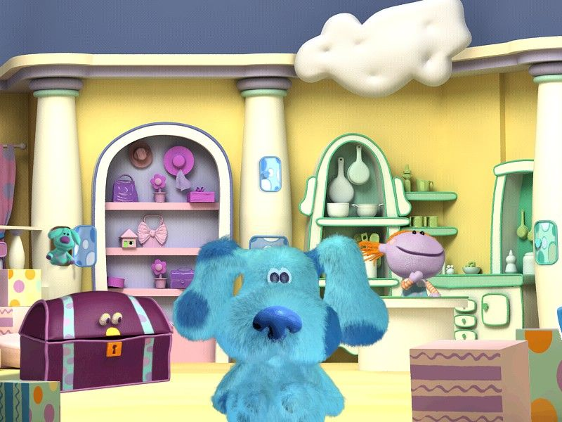 Blue S Room Blue Talks Screenshots For Windows Mobygames
