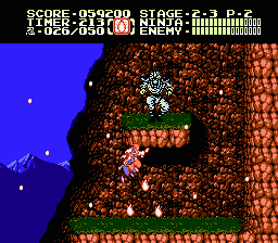 Ninja Gaiden Ii The Dark Sword Of Chaos Screenshots For Nes