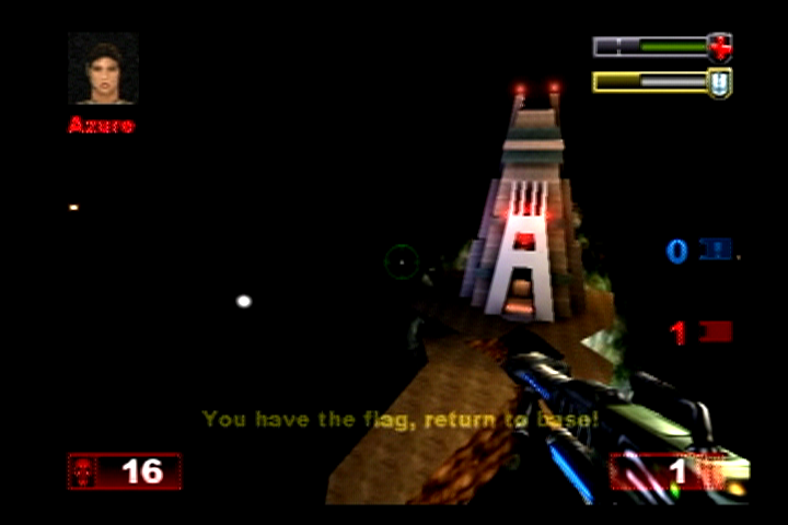 Unreal Tournament PlayStation 2 Oooo, so high!