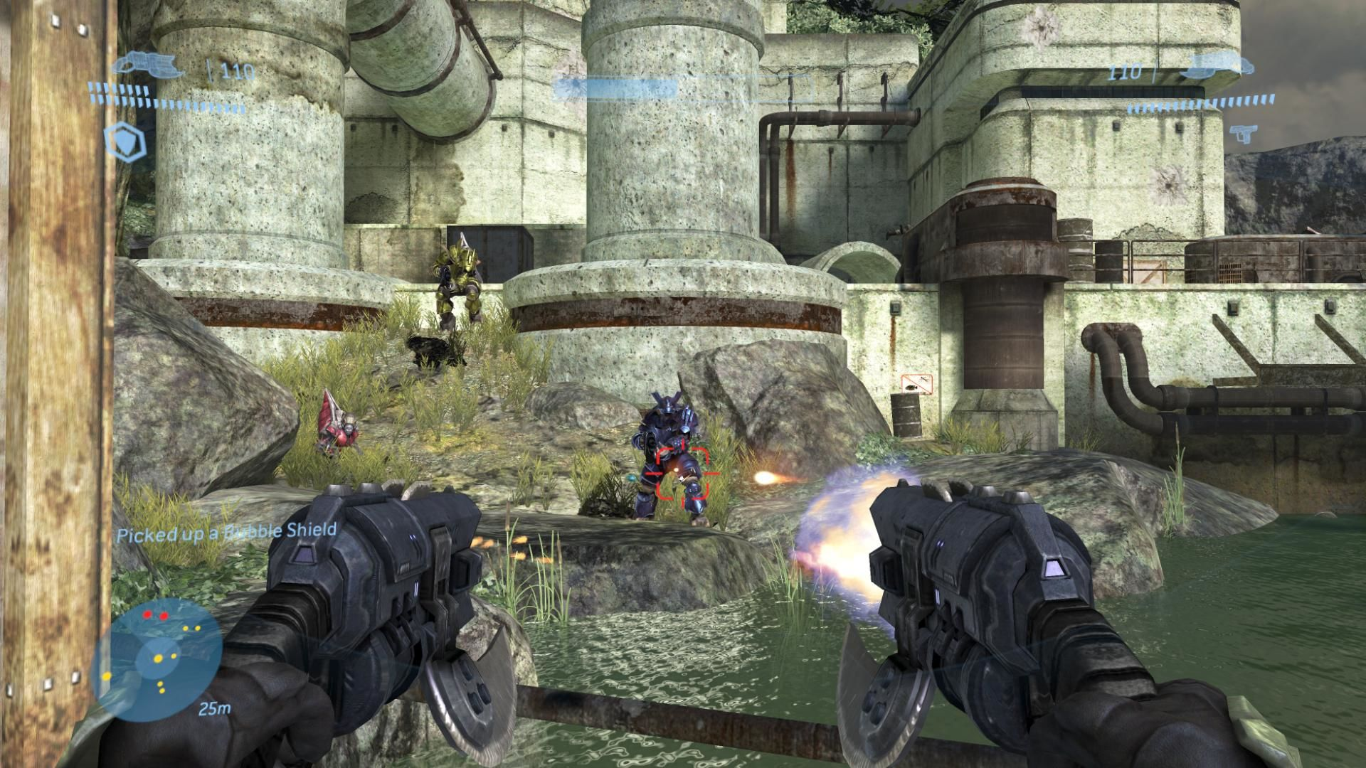 Halo 3 Xbox 360 Double spikers in campaign