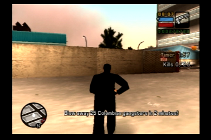 Grand Theft Auto: Liberty City Stories PlayStation 2 There are 20 rampages between the three islands.