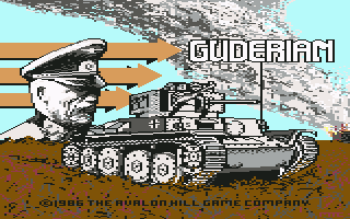 Guderian Commodore 64 Loading screen