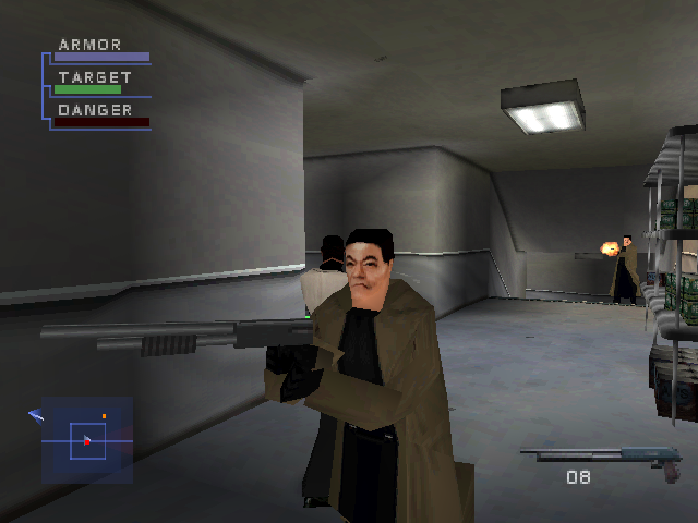 Syphon Filter 3 PlayStation Firefight