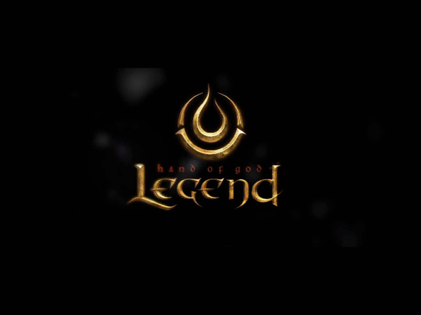 Legend: Hand of God Windows Title (Intro)