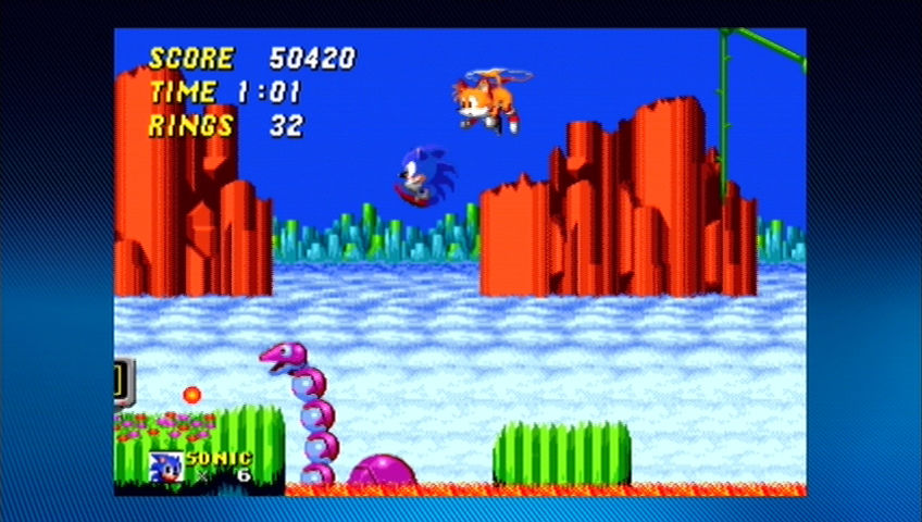 Sonic The Hedgehog 2 Screenshots For Xbox 360 Mobygames