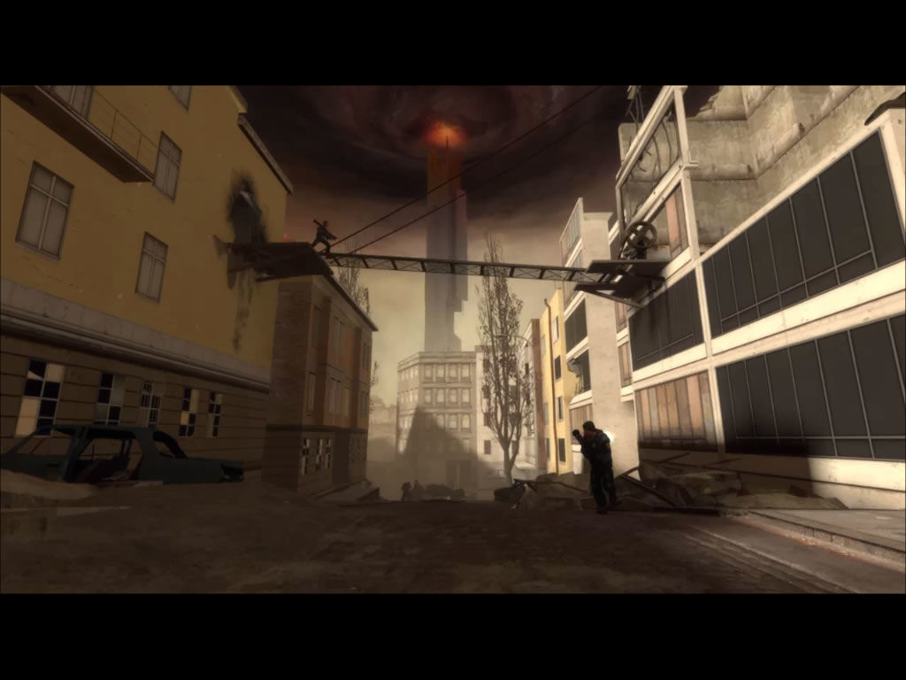 Half-Life 2: Episode Two Windows Havoc in City17