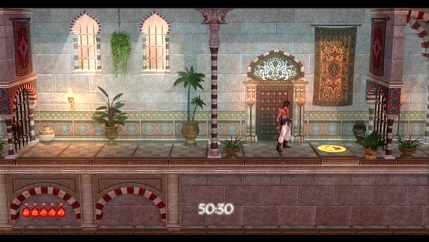 Prince of Persia Classic Xbox 360 Ah, much nicer