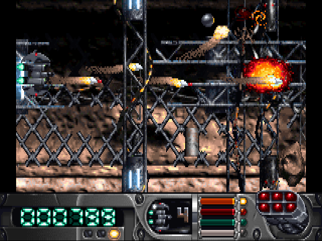 Prototype DOS Homing missiles, you don't have to aim - just press fire.