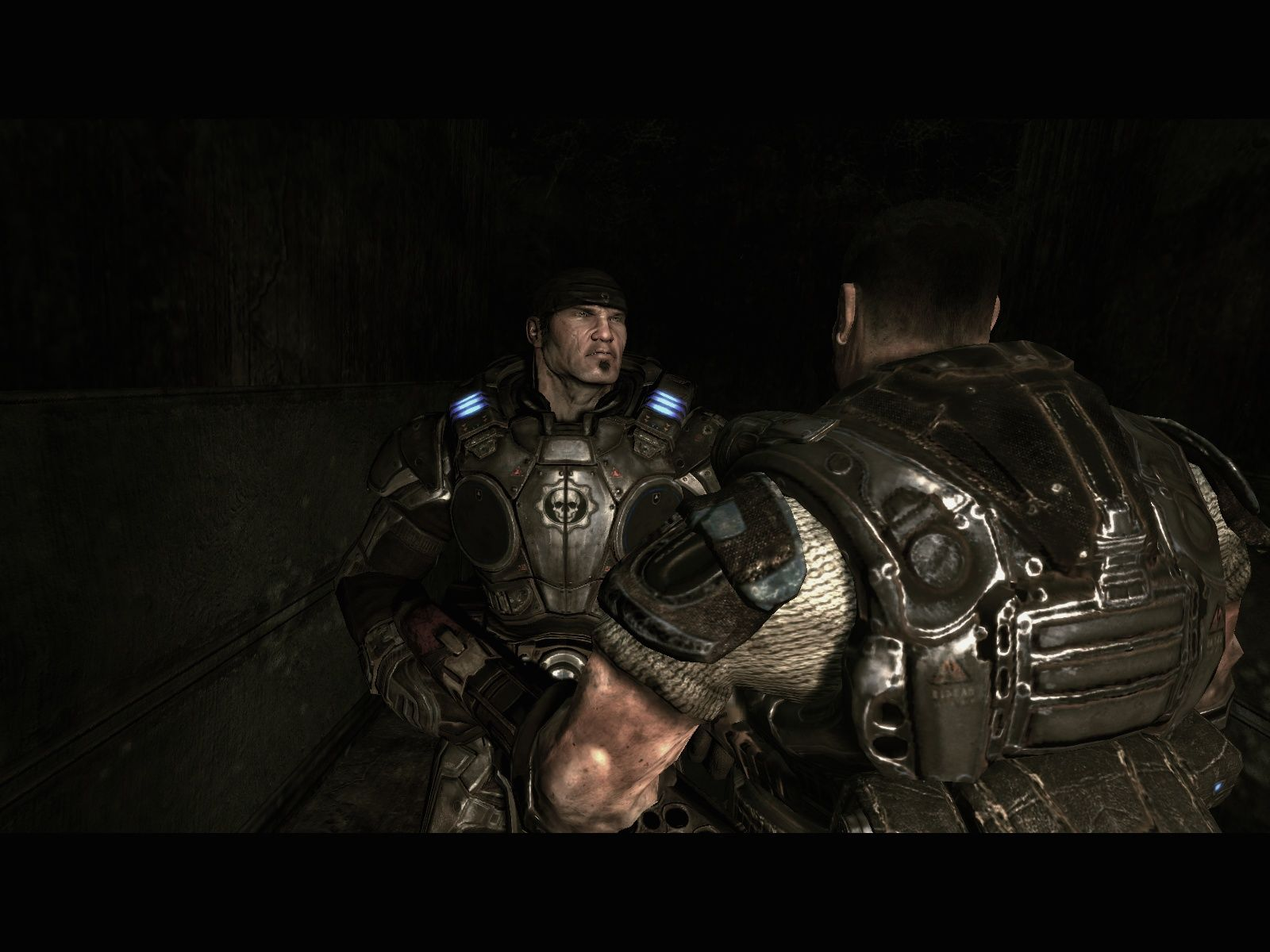 Gears of War Windows You and a friend
