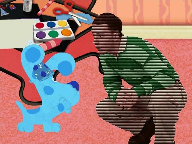 blues clues game instructions