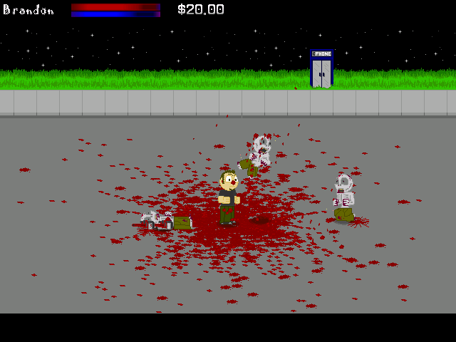 Zombie Smashers X Windows Smashing some zombies, yeah!