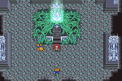 Final Fantasy V Advance Game Boy Advance Trying to save the crystal.